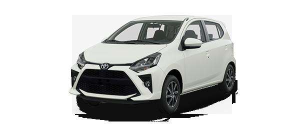 Toyota Agya 2021 Blanco