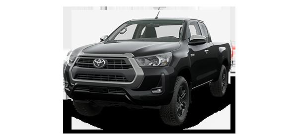 Toyota Hilux Extra Cabina 2021 ATTITUDE BLACK MICA