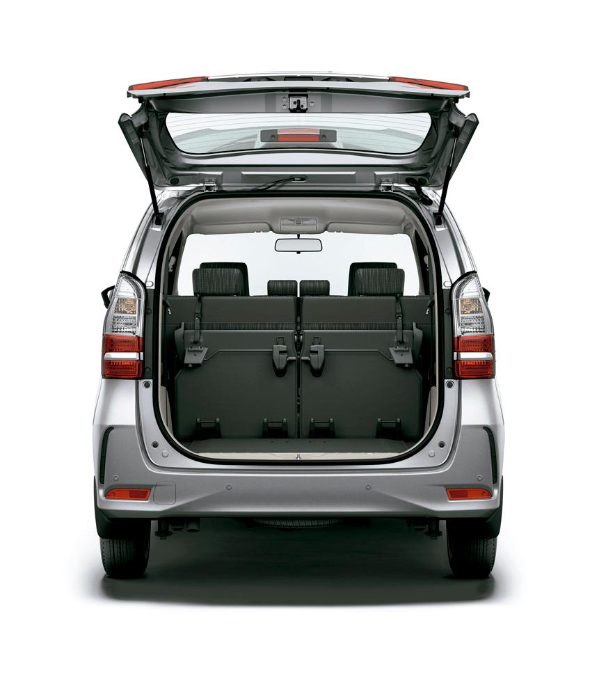 galería Avanza Minivan