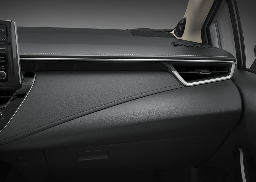 galería Corolla híbrido auto recargable