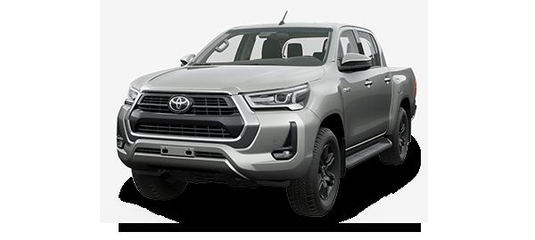 Toyota Hilux 2.8L 2021 SILVER METALLIC
