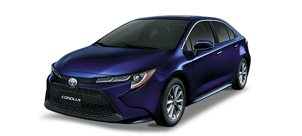 Toyota Corolla 2021 Dark Blue mc