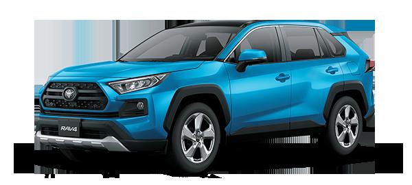 Toyota Rav4 adventure 2021 CYAN METALLIC