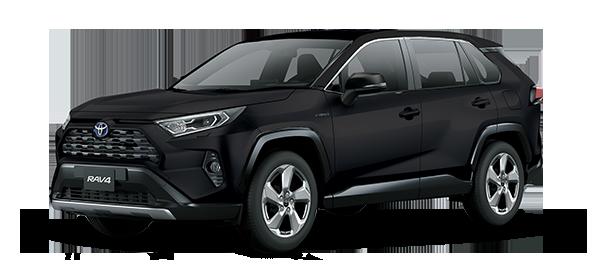 Toyota Rav4 Híbrido Auto Recargable 2021 ATTITUDE BLACK MICA