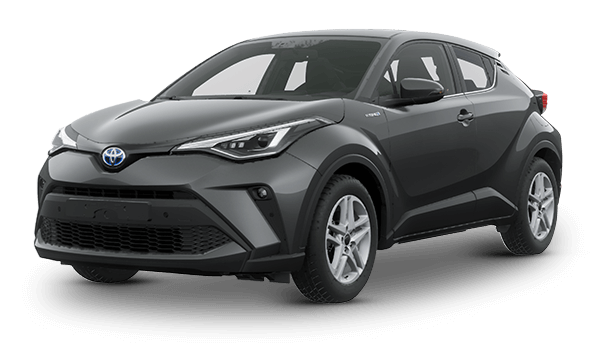 Toyota C-HR Híbrido Auto Recargable 2021 GRAY METALLIC/GRAPHITE