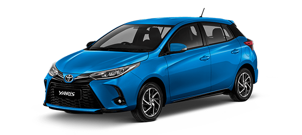 Toyota Yaris HB 2021 CYAN METALLIC