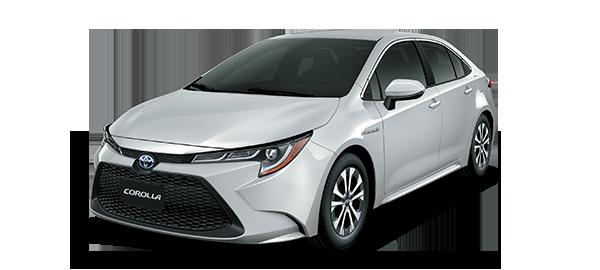 Toyota Corolla híbrido auto recargable 2021 WHITE PEARL CS