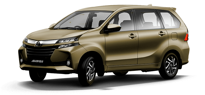 Toyota Avanza Panel 2021 BRONZE MICA METALLIC