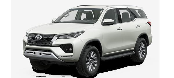 Toyota Fortuner 2022 WHITE PEARL CS