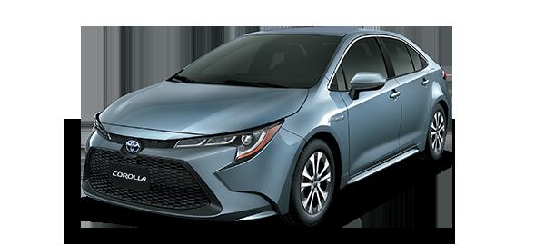 Toyota Corolla híbrido auto recargable 2021 CELESTITE GRAY