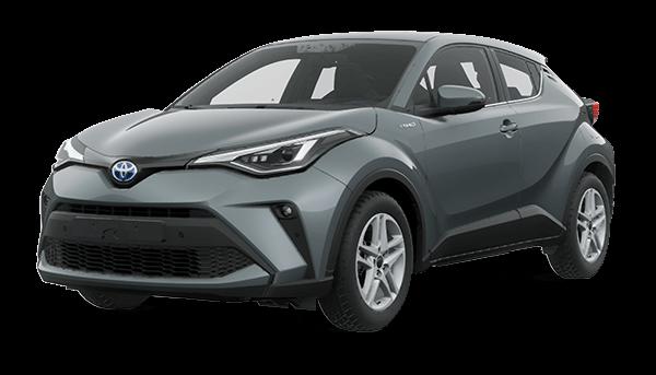 Toyota C-HR Híbrido Auto Recargable 2021 CELESTITE GRAY