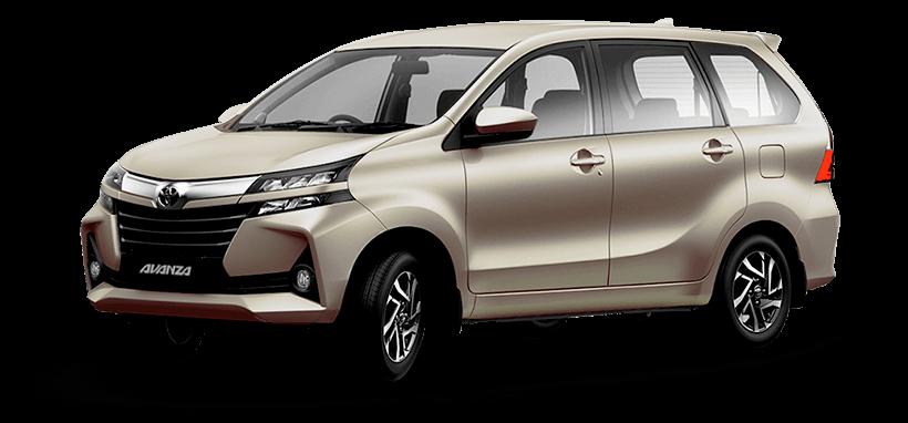 Toyota Avanza Minivan 2021 CHAMPAGNE METALICO