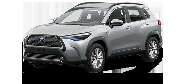 Toyota Corolla Cross Híbrido Auto Recargable 2022 SILVER METALLIC