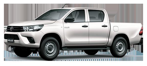 Toyota Hilux de Trabajo 2.4L 2022 WHITE