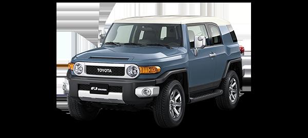 Toyota FJ Cruiser 2021 SMOKEY BLUE 2LS