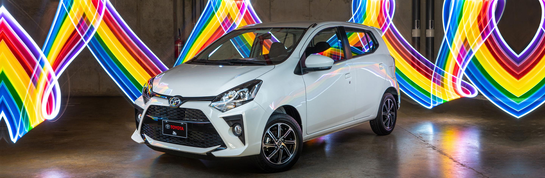 Banner Toyota Agya 2021