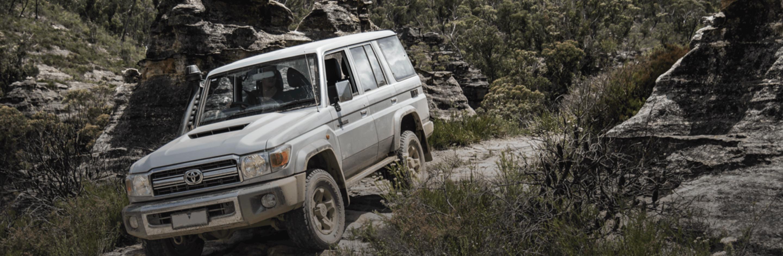 Banner Toyota Land Cruiser Hard Top 4 Puertas 2021