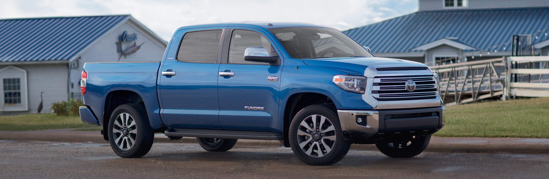 Banner Toyota Tundra 2021